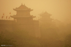 دنیا کے مختلف علاقوں میں گرد و غبار کا طوفان