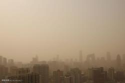 طوفان شن در نقاط مختلف جهان