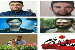 وصول جثامين سبعة شهداء إيرانيين من مدافعي الحرم  إلى طهران