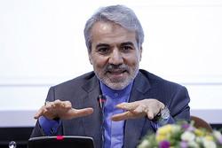 اولین نشست خبری محمد باقر نوبخت سخنگوی دولت در سال  ۱۳۹۷