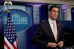 استعفای مشاور امنیت داخلی ترامپ به اصرار «جان بولتون» بوده است