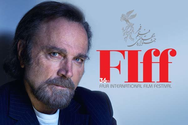 Italian Legend Franco Nero to attend 2018 Fajr Filmfest.