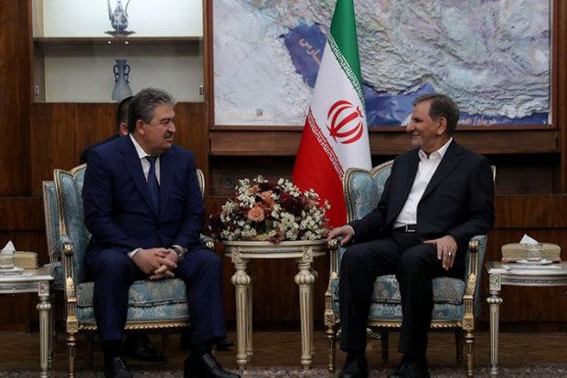 Tehran, Tashkent to tap joint potentials