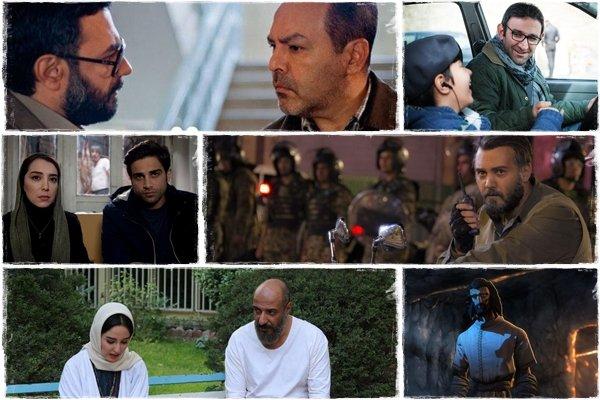 فیلم های بازمانده از اکران