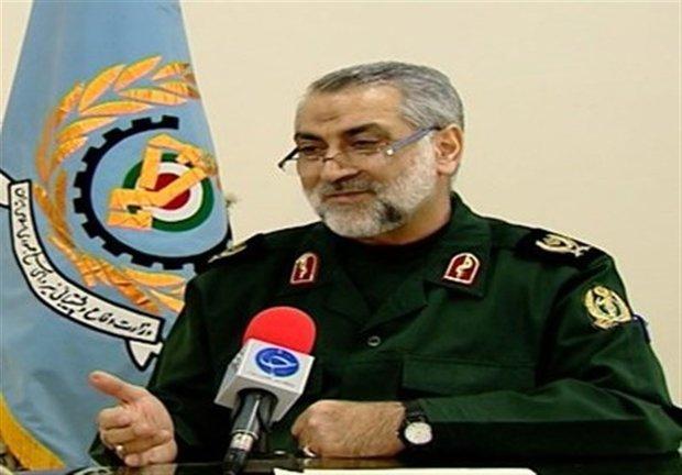Iran's practice in Strait of Hormuz in favor of security: military spox