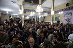 نوزدهمین یادواره شهید سپهبد علی صیادشیرازی در زنجان