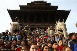 جەژنی سەری ساڵی نوێ لە نپال