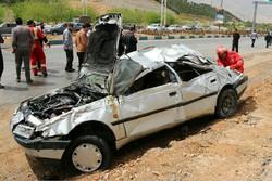 دو حادثه جاده ای در استان مرکزی ۵ کشته برجای گذاشت