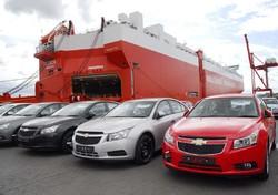 Car imports.