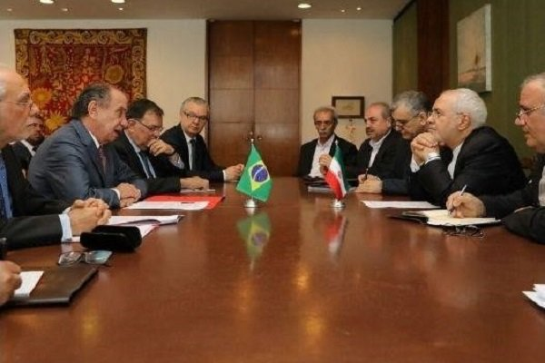Iran, Brazil discuss ways to broaden trade, economy relations