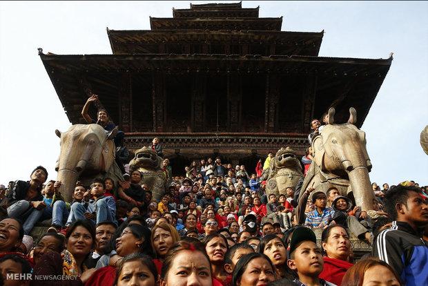 جشن سال نو در نپال