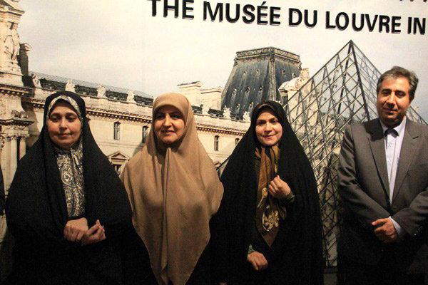 نمایشگاه لوور در تهران جان تازهای به میراثفرهنگی بخشید
