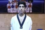 عمادی طلای پنحم تیم ایران را کسب کرد/ ایران در آستانه قهرمانی