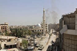 Syrian govt. regains control over Eastern Ghouta
