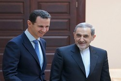Velayeti'den Beşar Esad ile flaş görüşme