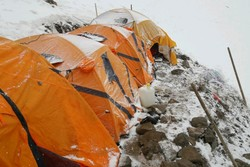 جستجو در ارتفاعات دنا