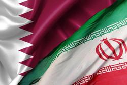 ايران وقطر تزاولان العملية التجارية بينمها في كافة المجالات