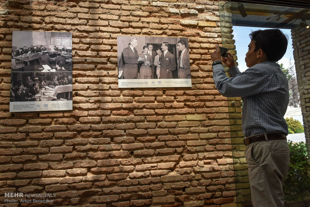 """Şiraz'da """"İran-BM işbirliği"""" fotoğraf sergisi"""