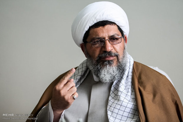 ملت ایران در مسیر پیشرفت انقلاب اسلامی مصمم است