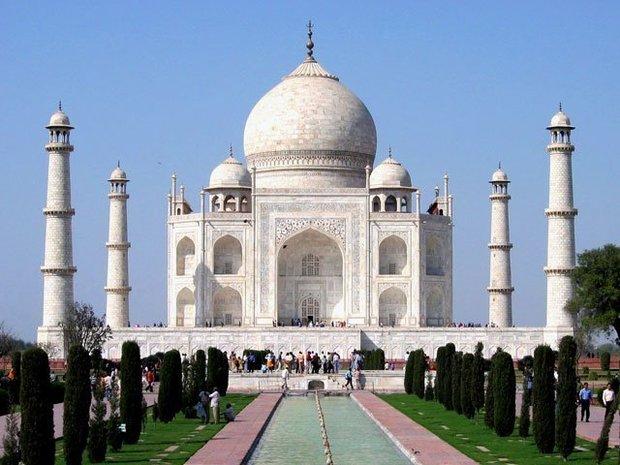 تاج محل ہندوستان