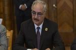 Halife Hafter'in kararı açıklandı