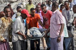 انفجار بمب در یک ورزشگاه در سومالی/ ۵ تن کشته شدند