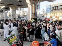 مظاہرہ پاکستان