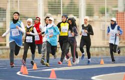 دختران آذربایجان شرقی قهرمان مسابقات دوومیدانی منطقه یک کشور شدند