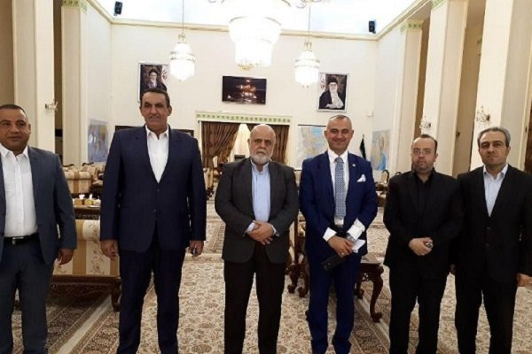 Kirkuk's temporary governor calls for Iran's investment