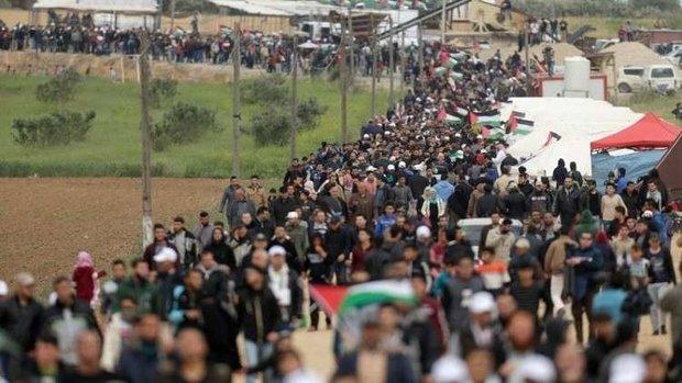 """انطلاق جمعة """"رفع علم فلسطين وحرق علم إسرائيل"""""""