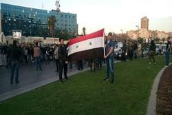 دمشق الان بعد التصدي للعدوان الثلاثي الغربي