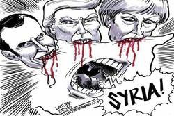 سوريا تتألم والدول العربية لا تتكلم