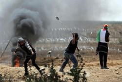 ادامه اعتراضات در نواز غزه