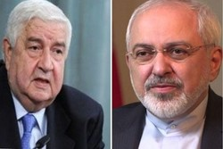 Iran's Zarif holds talks with Syrian counterpart