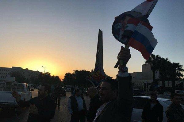 دمشق الان بعد العدوان