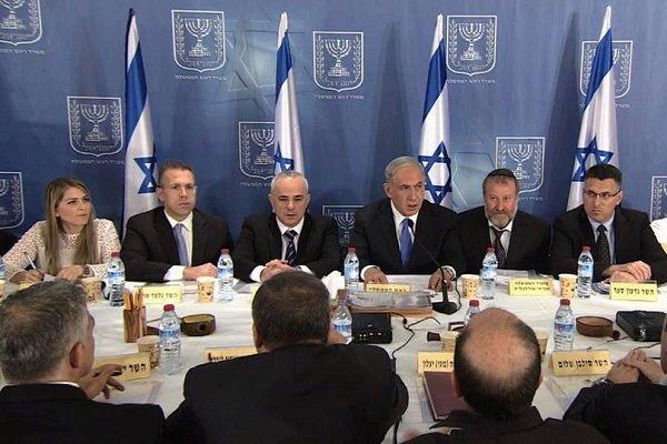 İsrail'de olağanüstü güvenlik toplantısı