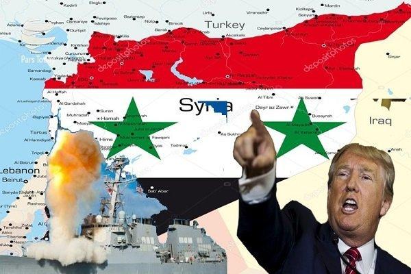 سي ان ان: الهجوم على سوريا كان رمزيا ولم يحقق أي انجاز