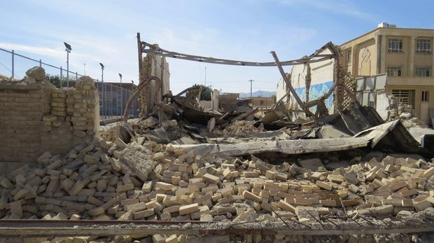 Hundreds injured in 5.9 and 5.5 quakes in Iran