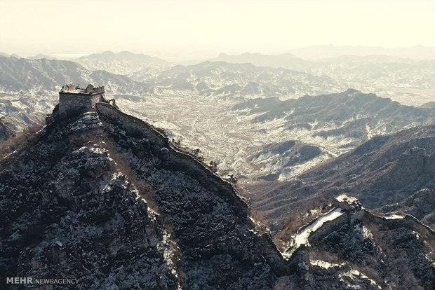 İzleyenleri şaşırtan ilginç Çin manzaraları