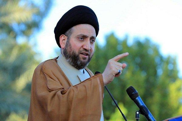 عمار الحكيم: الحظر الاميركي على ايران يعد تجاوزا على الارادة الدولية والتعهدات