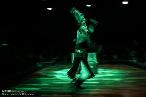افتتاح خانه تئاتر ایران