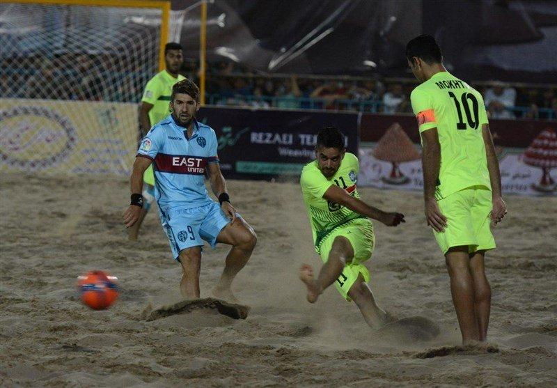 b5b6fcefc Eurasia Beach Soccer Cup to kick off on Sunday - Tehran Times