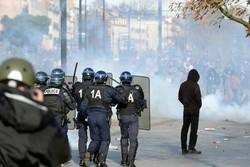 فرانسه تظاهرات