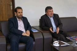 دیدار مدیرعامل آبفار استان و دادستان یاسوج