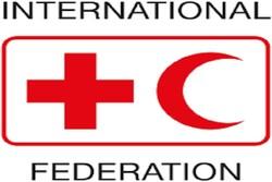 IFRC president arrives in Tehran