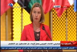 موغريني تعتبر الاتفاق النووي أفضل إنجاز دبلوماسي مع إيران