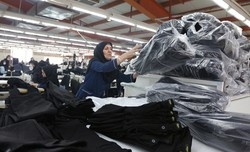Iranian textile and clothing products
