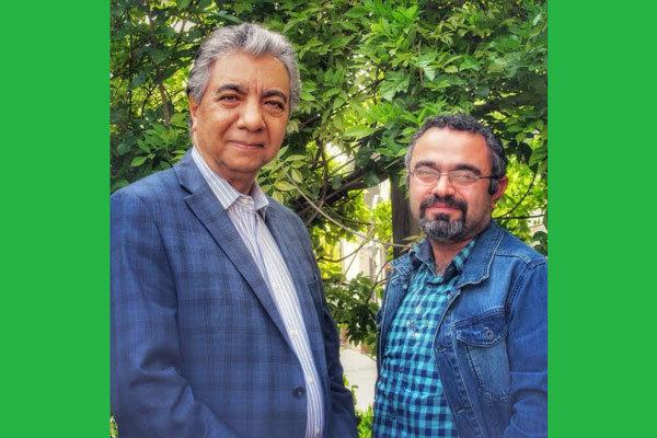 سلیمان علی محمد و سیدعلی هاشمی
