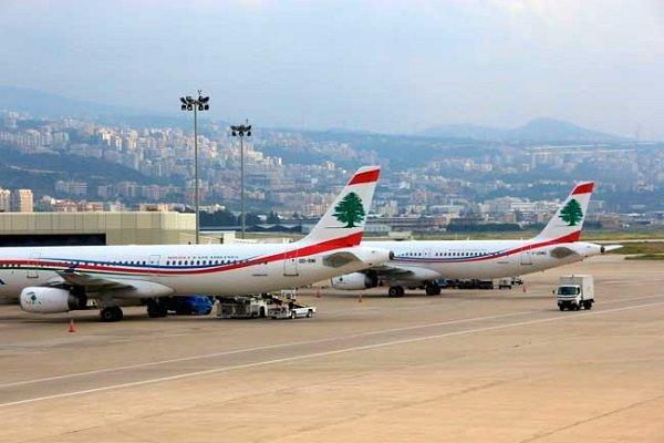 تکذیب توقف پروازها در فرودگاه بیروت/ بازداشت شماری از معترضان