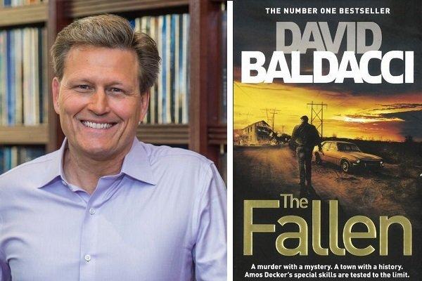 «سقوط کرده» در بازار کتاب/ رمانی تازه از جنایینویس پرفروش آمریکا